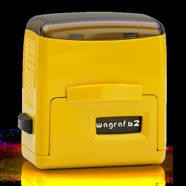 Pieczątka WAGRAF b2