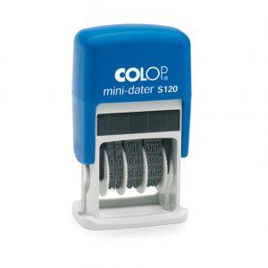 Pieczątka COLOP Mini Datownik S120